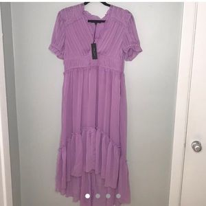 Romeo & Juliet couture lilac dress, M, NWT